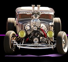 Monster Rat Rod by DaveKoontz
