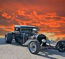 Rat Rod 'The Beast' by DaveKoontz