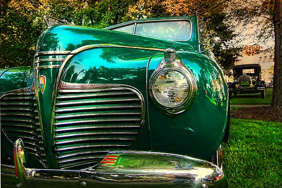 """ The Chase "" by canonman99"