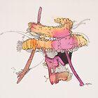Inner stregth by Susie Gadea