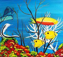 Caiman Island Scuba Dive by SlavicaB