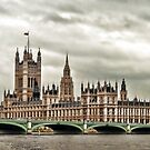 Big Ben and The Houses of Parliament by Mark Hughes