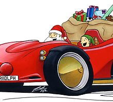 Sleigh XMS by Richard Yeomans