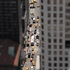 New York City Toy Village by Michiel Meyboom
