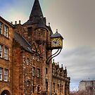 The Tolbooth at the Canongate by Tom Gomez