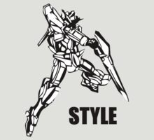 Gundam Style by Morrocandesigns