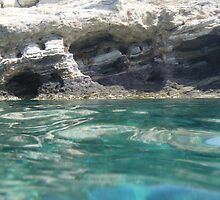 Greek waters and caves by SlavicaB