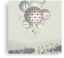 Winter Dreamflight Canvas Print