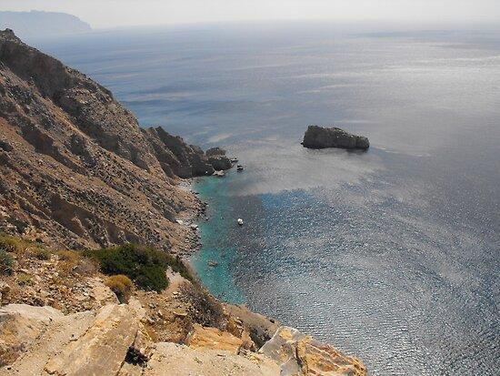 Greece: Amorgos Island 4 by SlavicaB
