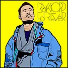 &#x27;Ryksopp Forever&#x27; Roy Lichtenstein Inspired Portrait 1 by AlliVanes