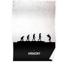 99 Steps of Progress - Memory Poster