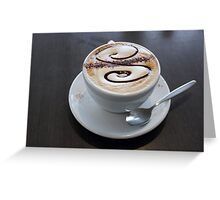 Coffee Worth Waking Up To Greeting Card