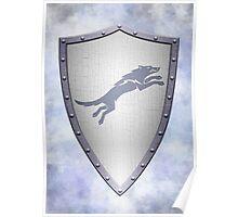 Stark Shield - Clean Version Poster