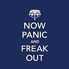 now panic and freak out (keep calm) by ioanna1987