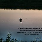 Psalms 91 by Kathy Peters Snow