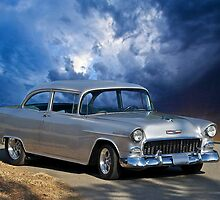 1955 Chevy Coupe by DaveKoontz