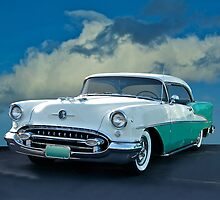 1955 Oldsmobile by DaveKoontz