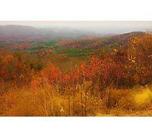 North Georgia Mountains Photographic Print