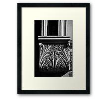 Sydney Sandstone Wall Art Framed Print