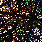 Great Hall Ceiling by Robyn Williams