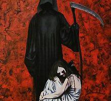 Bloody Nightmare by Boris Ivkov