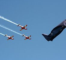 Roulettes by James Dunshea
