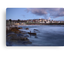 Early Morning Bronte Beach Canvas Print
