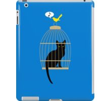 revenge is tweet iPad Case/Skin