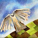 Angel Flying High by KeLu