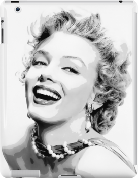 Marilyn Monroe by JoseFuentes