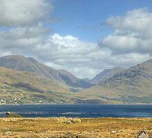 Shieldaig Peninsula #2 by Jamie  Green