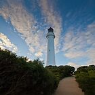 Aireys Inlet Lighthouse, Victoria by Peter Smith