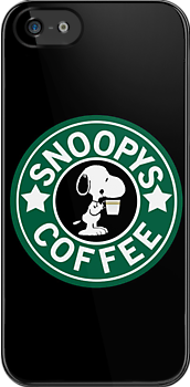 Snoopy's Coffee! by stevebluey