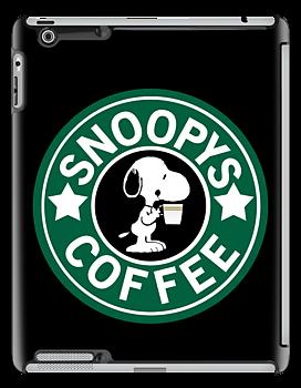 Snoopy's Coffee! by stevebluey