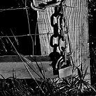 Lock & Chain by Simon Pattinson