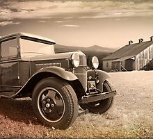 Old Reliable by flyrod