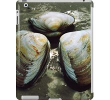 Clams iPad Case/Skin