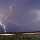 Lightning Thunderstorm DragOn by Bo Insogna