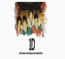 1D Photo With Logo  by vitto00