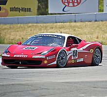 Ferrari  Competition by DaveKoontz