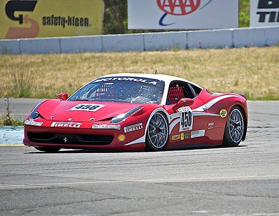 Ferrari  Competition by DaveKoontz