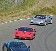 Ferrari  Competition/Road Course by DaveKoontz