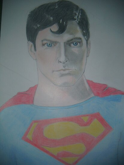 Superman  by Paul Trewartha