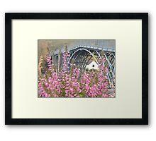 Ironbridge Framed Print