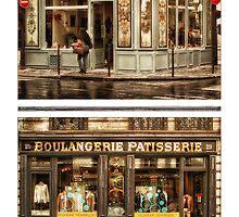 Le Marais - Boulangerie Patisserie by Kasia-D