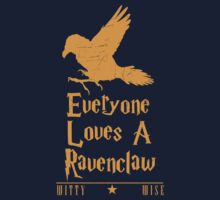 Everyone Loves a Ravenclaw by machmigo