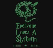 Everyone Loves a Slytherin by machmigo