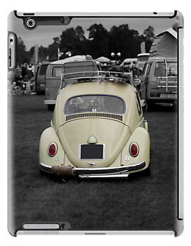 VW Beetle ipad case by Martyn Franklin