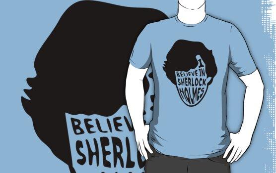 I Believe in Sherlock Holmes by Lindsay Rabiega