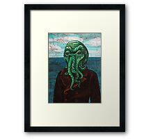Man from Innsmouth Framed Print